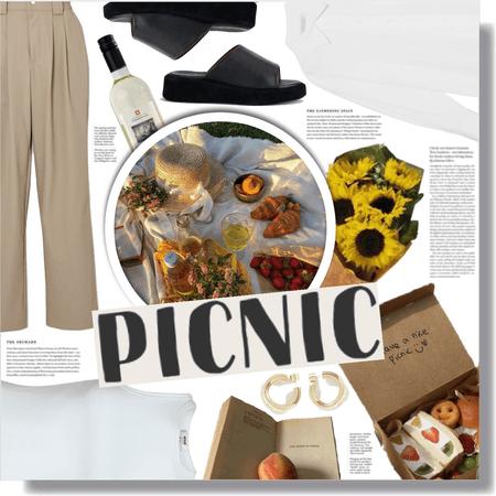 picnic chic 🖤