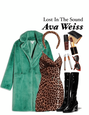 LOST IN THE SOUND: Ava Weiss