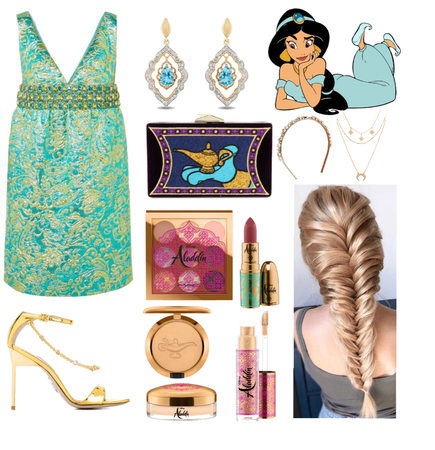 Aladdin Outfit