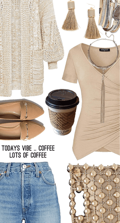 coffee run outfit