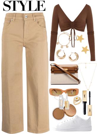 beige style