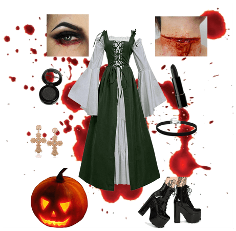 Halloween outfit