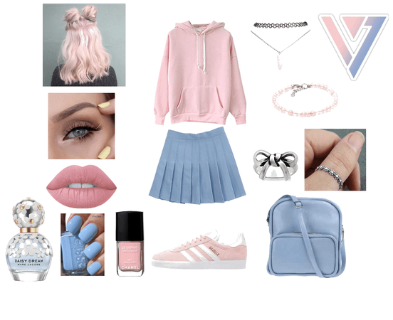 SVT Carat Inspired Outfit