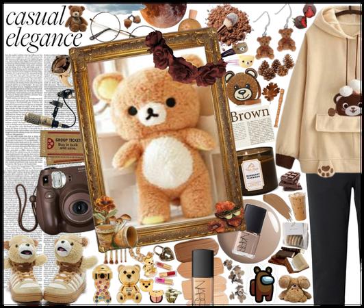 #Brown #Teddy-Bear #Teddy-Bear-Challenge