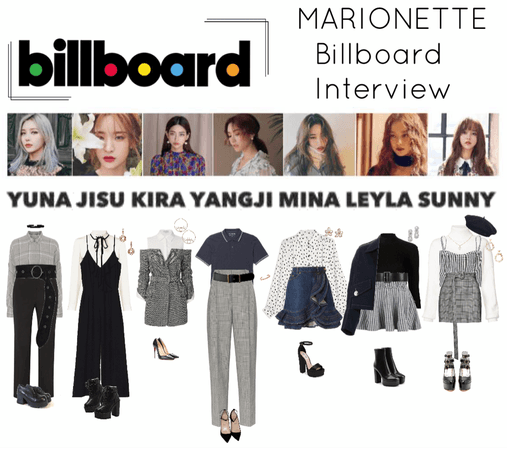 {MARIONETTE} Billboard Interview
