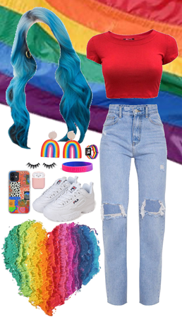 pride month #LGBTQ+ #loveisLove 🏳️🌈💕