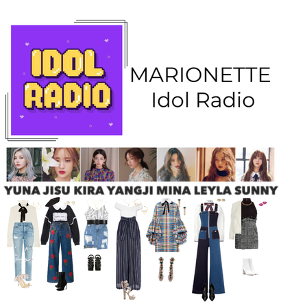 {MARIONETTE} Idol Radio