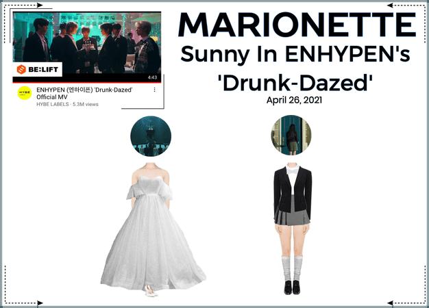 마리오네트 (MARIONETTE) - [SUNNY] ENHYPEN's 'Drunk-Dazed' MV