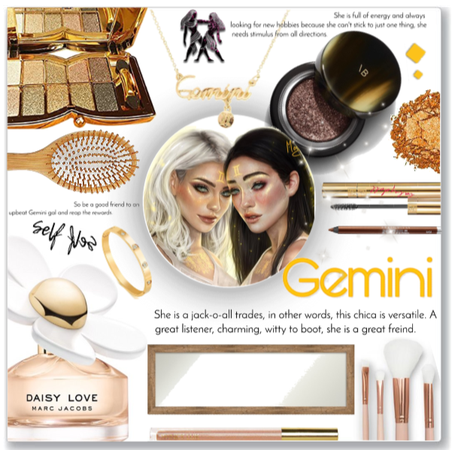 Gemini Beauty Routine
