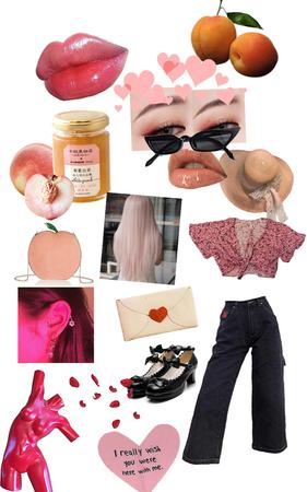 peach babe (/ω\) ヽ(*≧ω≦)ノ