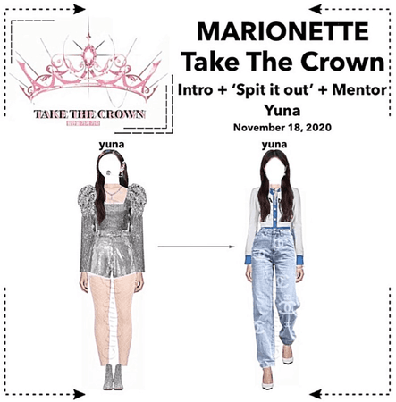 MARIONETTE (마리오네트) [YUNA] Take The Crown | Ep. 1