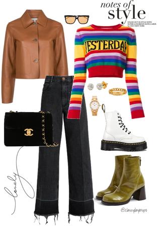 What I'd wear