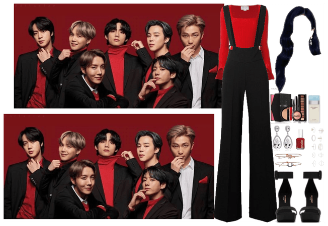 the 8th member: BTS×LOTTEDUTYFREE