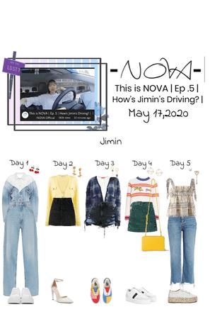-NOVA- This is NOVA | Ep.5 | How's Jimin's Driving? |