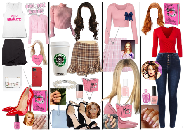 Mean Girls(you cant sit with us!!)