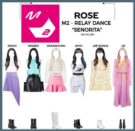 """{RoSE} """"Senorita"""" Dance Relay"""