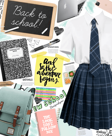 back to school 📓