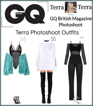 [STYLE] Terra GQ Magazine Photoshoot