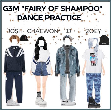 G3MFAIRY OF SHAMPOO DANCE PRACTICE