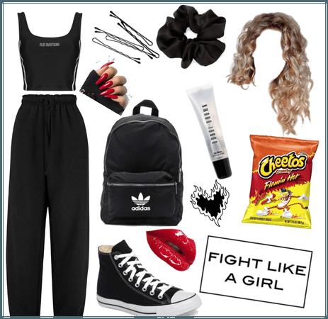hot cheetos girl 🥰