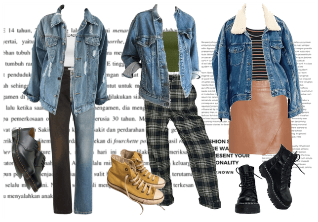 Fall is for Denim