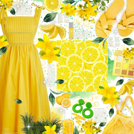 Lemons and leaves 🍃 🍋