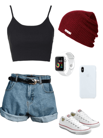 Day at school series outfit #8