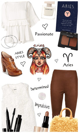 ARIES STYLE 3/21 - 4/19
