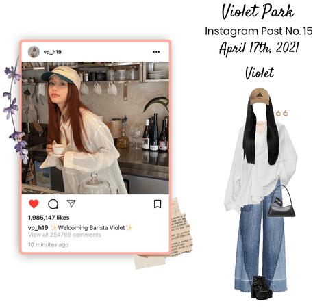 Violet Park | Instagram Post No. 15