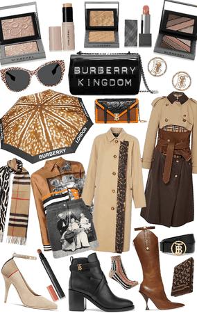 winter 🥶 at Burberry xox