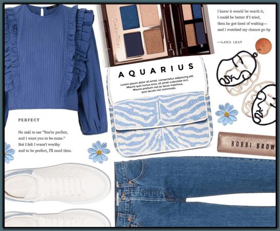 The Dreamy Aquarius ( 1.25.2021 )