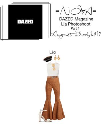 -NOVA- DAZED Magazine Photoshoot p1