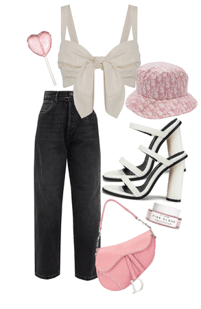 pink dior