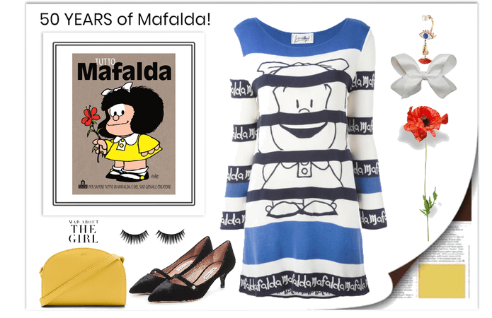 50 Years of Mafalda!