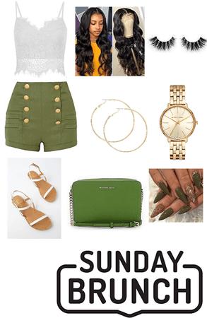 Sunday Brunch .