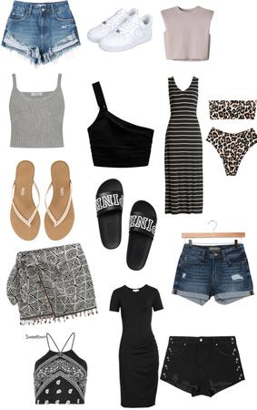 summer clothing aesthetic