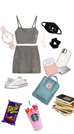Highschool Outfit