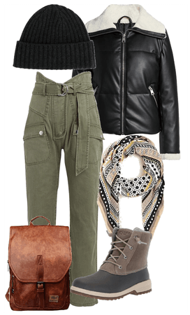 outdoor outfit
