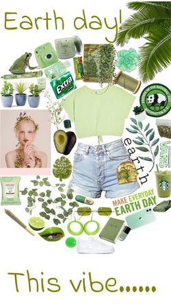 Earth Day Vibes.....