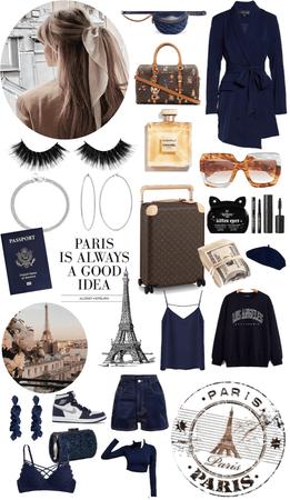 paris weekend vacation