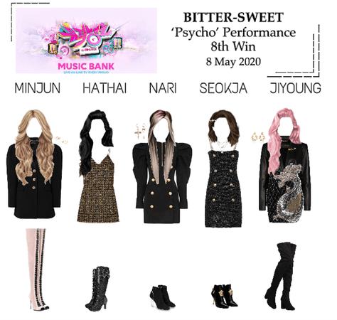 BITTER-SWEET [비터스윗] Music Bank 200508