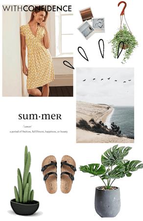 a walk on the beach 🏝