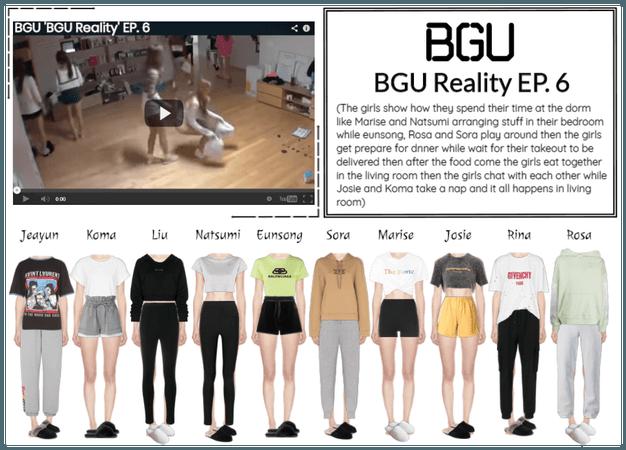 "BGU ""BGU Reality"" EP. 6"