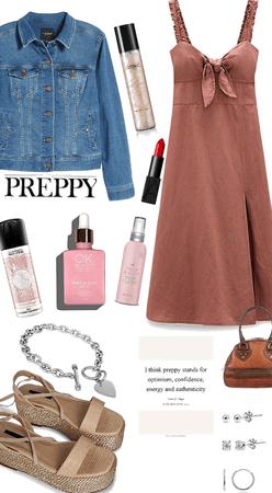Preppy and pretty