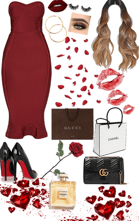 romantic date!! outfit