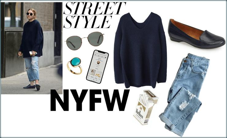 fall street style // nyc