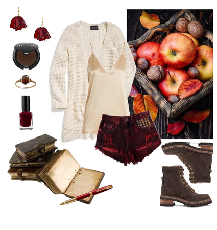Apple Orchard Cozy