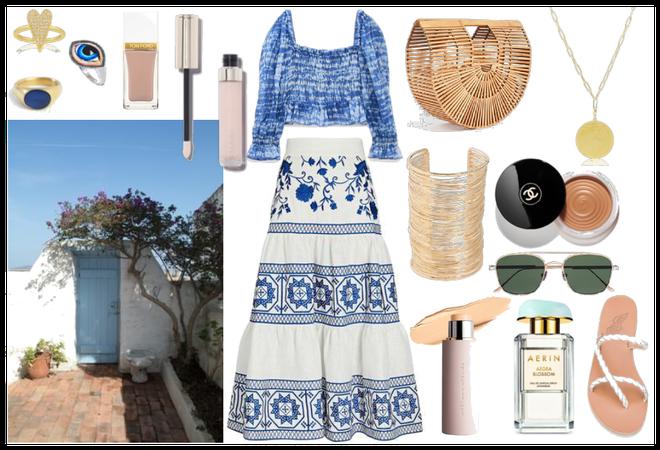 Summer in Greek Islands