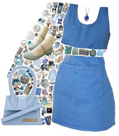 blue angel 👼
