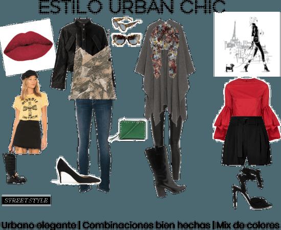 Estilo Urban Chic